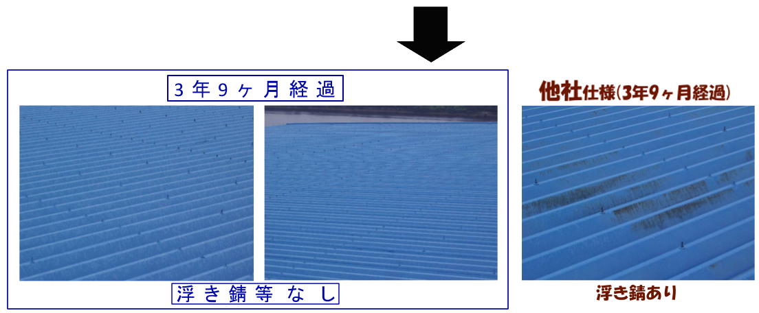 MYプロテクト】(マイプロテクト)SG工法の施工例2